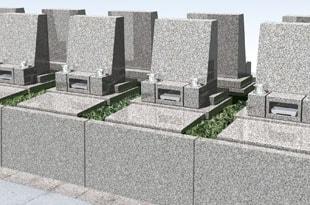 「個別墓石安置型」の画像検索結果