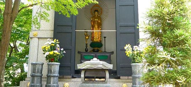 青山梅窓院墓苑(東京都港区)