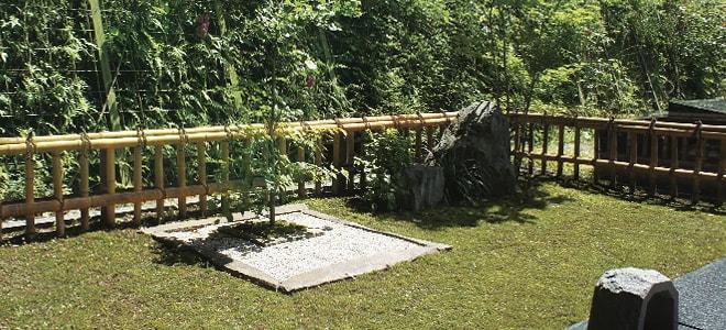鎌倉やすらぎの杜 ふれあいの碑 樹木葬 菩提樹