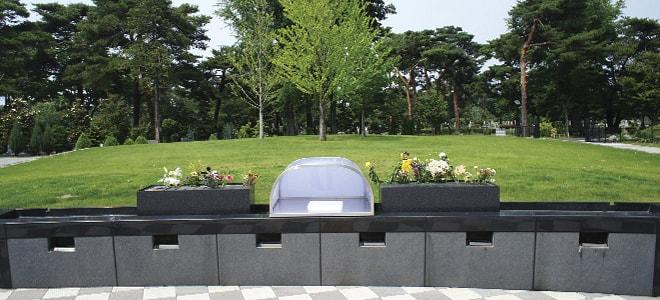 都立小平霊園 樹木葬