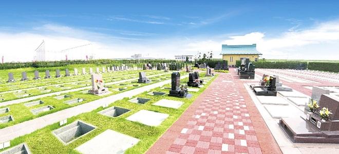 千葉県で人気の墓地 メモリアルパーク・メモリアルグリーン流山聖地