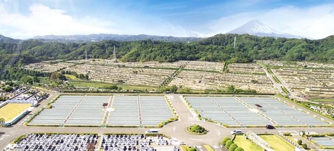 神奈川県で人気の墓地 鎌倉霊園