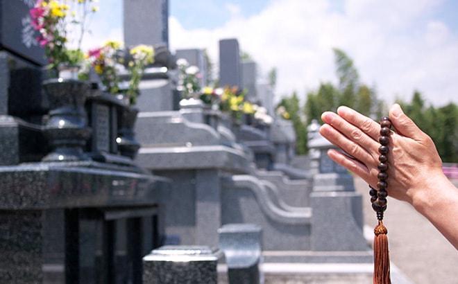 お墓参りの流れと作法
