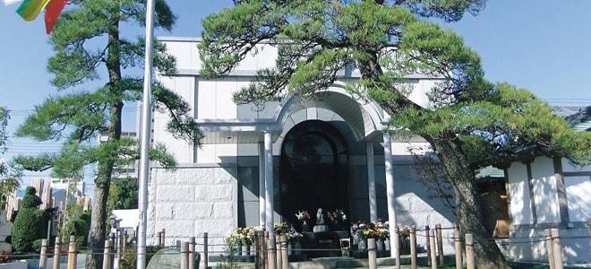 妙泉寺 久遠廟(東京都江戸川区)