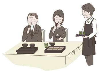 初七日法要~精進落とし