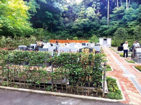 弥生台墓園 横浜つどいの森
